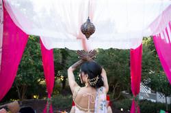 Angela & Sumit - Home, Sangeet & Ceremony Decorations!
