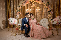 Hinesh & Sonam - Reception