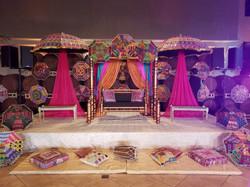 IIndian Wedding Ceremony Decor, Indian Wedding Sangeet Decorations, Indian Wedding Reception Decor,