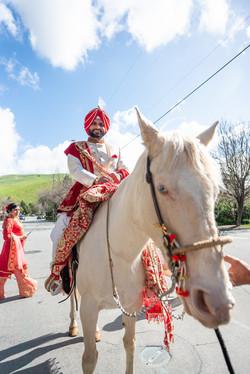 Kirndip & Baljinder  - Sikh Wedding Decorations