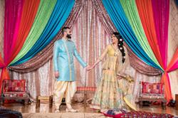 Jasleen & Manek - Sangeet