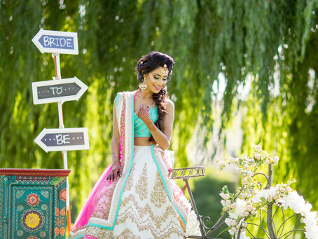 Indian Inspired Stylized Photo-Shoots