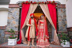 Chanel & Karan - Wedding Decor