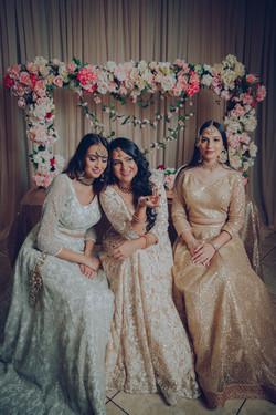 Gemstone Hall - Indian Inspired Styled Photoshoot