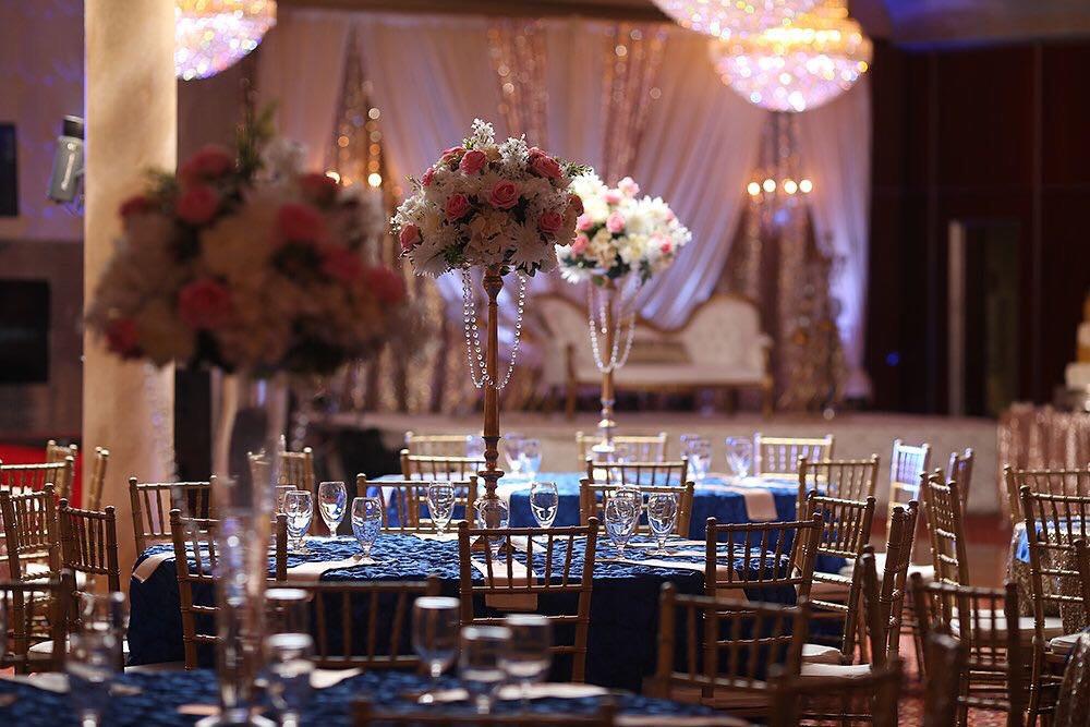 Table Linens & Centerpieces