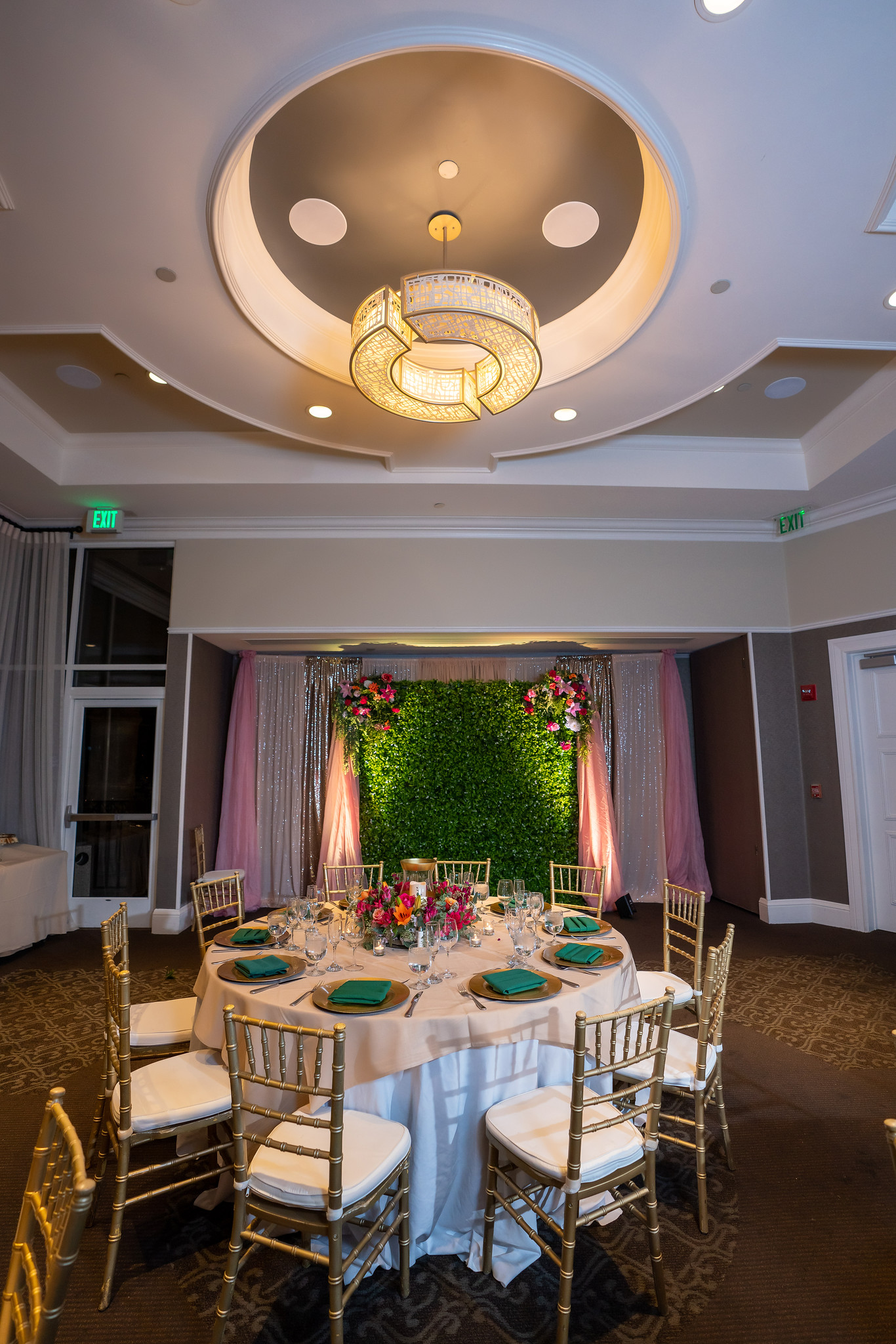 Indian Wedding Engagement Decorations Bay Area