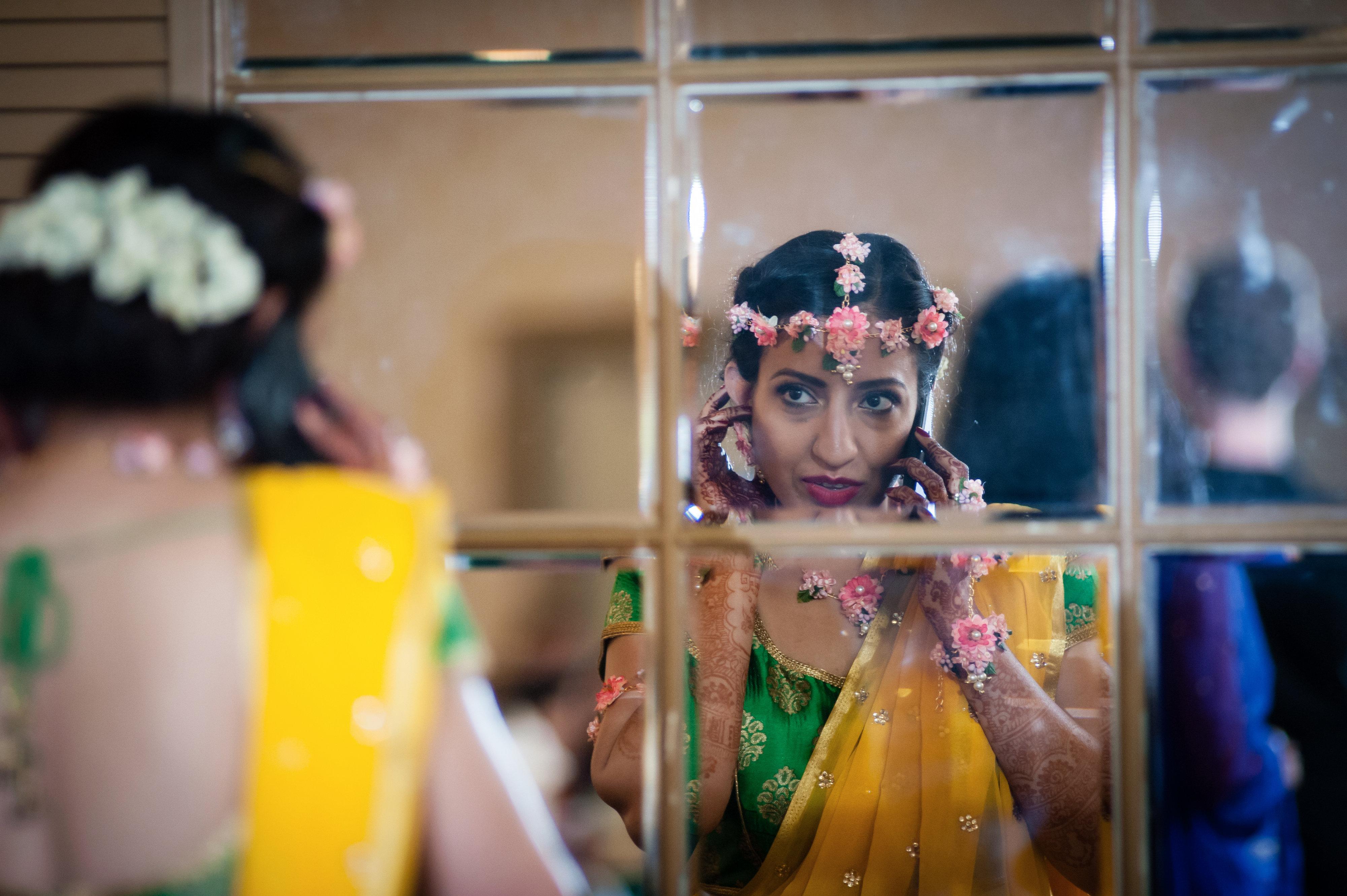 Avani & Sid's - Mehndi & Pooja Decorations!