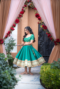 Aman & Parmy - Home, Sangeet & Wedding Decor