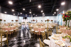 Indian Wedding Reception Decorations in the Bay Area