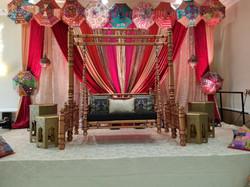 IMG_6767Indian Wedding Sangeet, Jago & Reception Decor