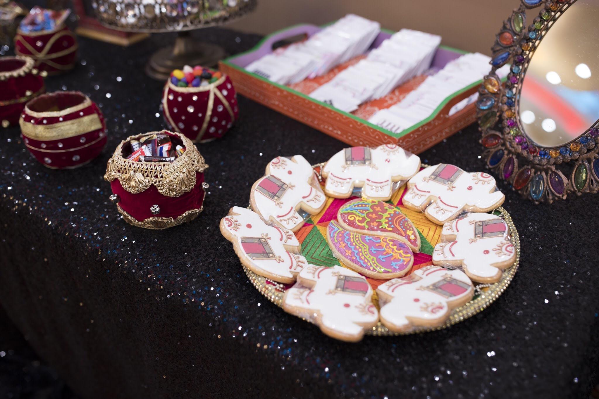 Event Food Area & Dessert Decor