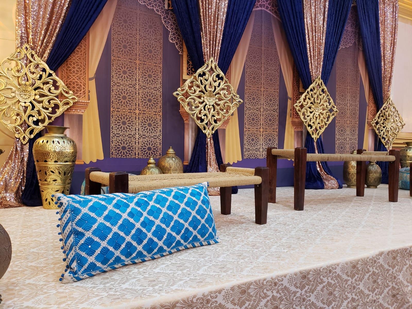 Lohri Party Decorations