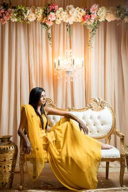 Chanel & Karan - Home & Sangeet Decor