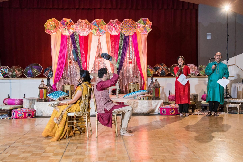 Sangeet & Pre-Wedding Decorations