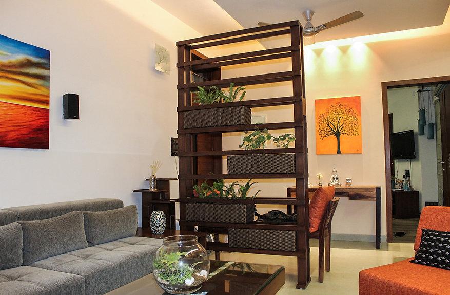 Interior Design Villa Apartments Dwarka Southwest Delhi Gurgaon Noida South Delhi Artwork on walls Designscapes Green Interiors Indoor Plants