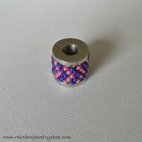 Beaded Channel Bead