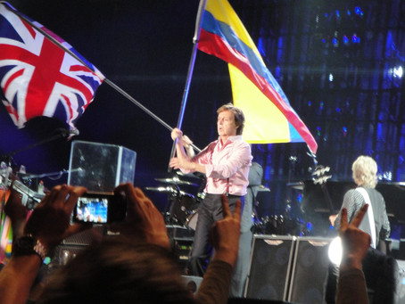 Sonido Profesional JMC en Paul McCartney