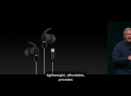 Keynote Apple iPhone 7