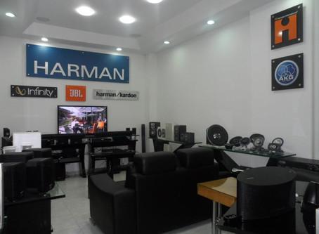 Sonido Profesional JMC y Harman Consumer