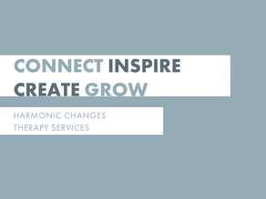 Connect. Inspire. Create. Grow.