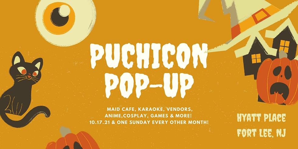 Puchicon Pop-up 11am-6pm
