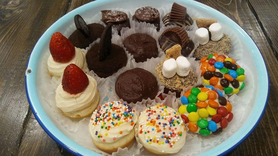 Chibi cupcakes