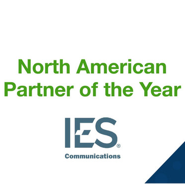 Panduit Announces IES Communications, 2020 North America Partner of the Year Award Recipient