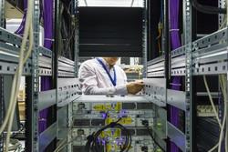 data center -servicving