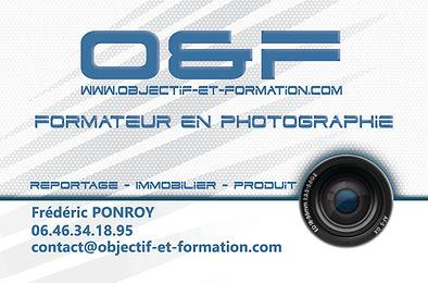Objectif&Formation Formation professionnelle en photographie