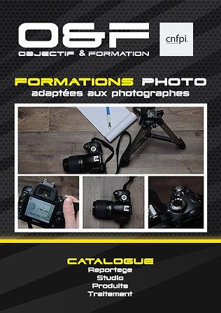 Formation Professionnelle en Photographie
