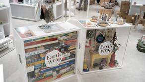 Earth Wrap 実店舗開店のお知らせ