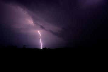 """""""Purple Lightning"""""""