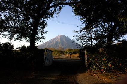 """""""Concepción Volcano"""""""