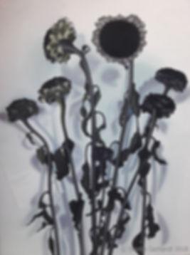 Wintering, oil on canvas, 60 x 80 cm, 20