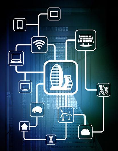 smart city, smart building, smart grid,