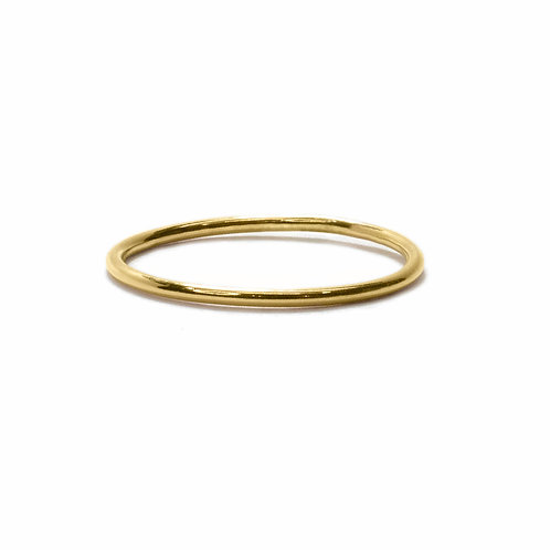 House of Eberstein Tiny Band Stacking Ring