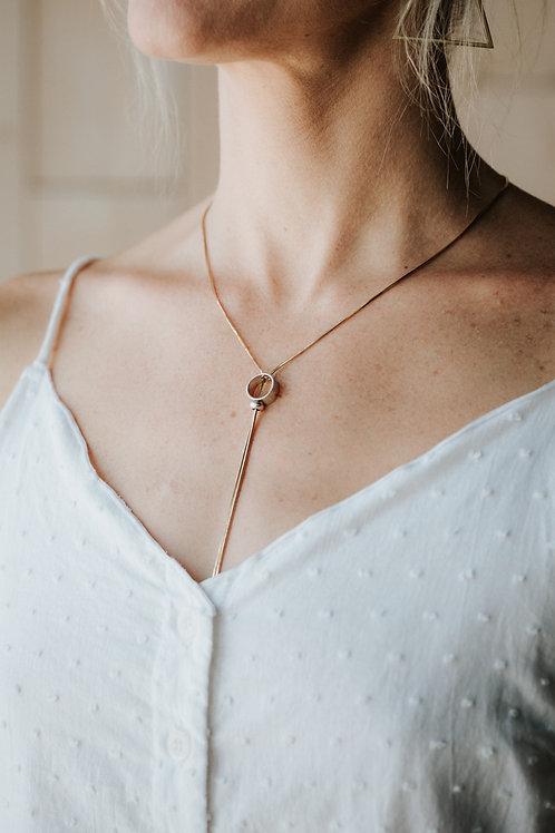 Rebekah Vinyard Bolo Slider Necklace
