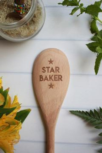 North to South Designs Engraved Spoon