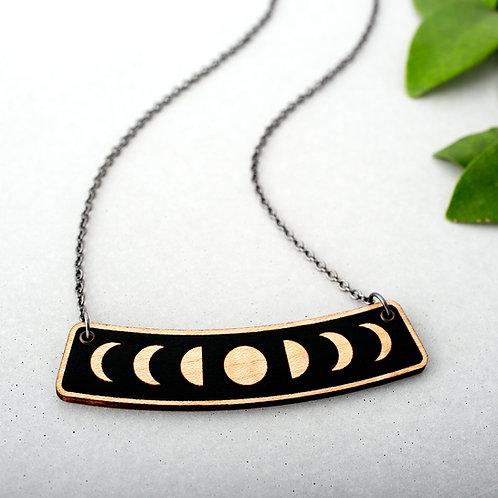 Moonfinder Lunar Eclipse Necklace