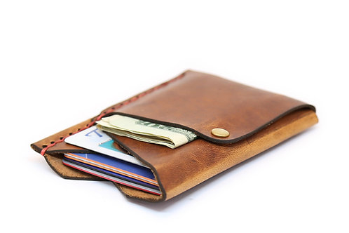 Espacio Handmade Big Spender Leather Wallet