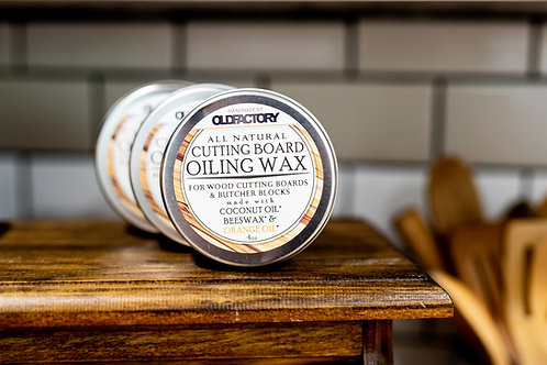 Old Factory Soap Cutting Board Seasoning Wax