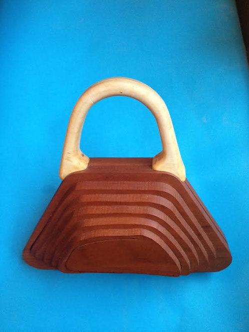 Coulbury Design Wooden Purse