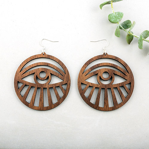 Moonfinder Third Eye Earrings