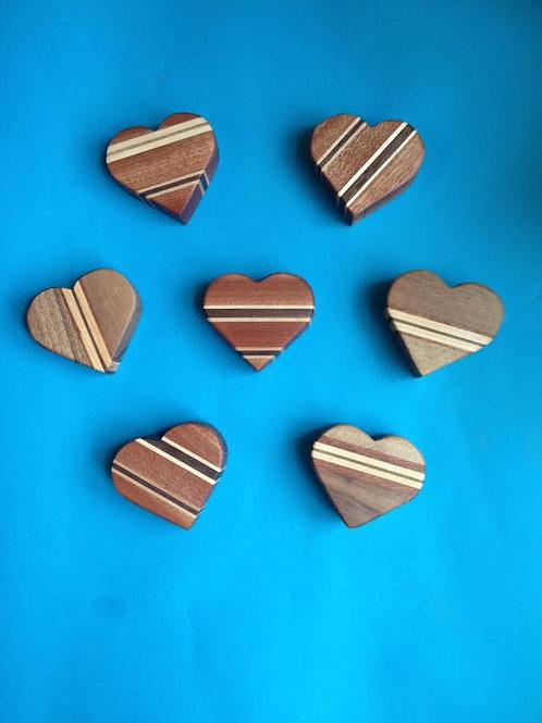 Coulbury Design Wooden Heart