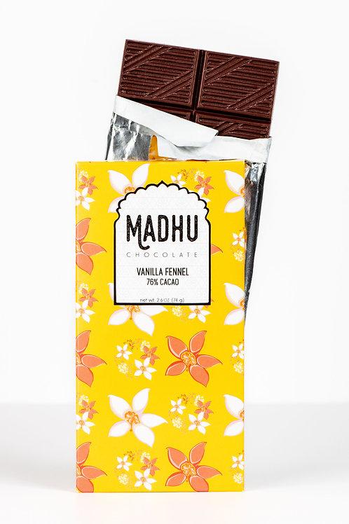 Madhu Chocolate Vanilla Fennel