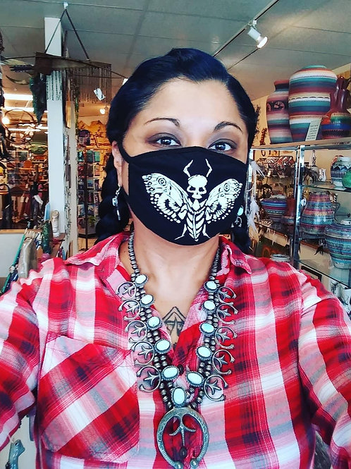 Art of Flip Solomon Bug Masks