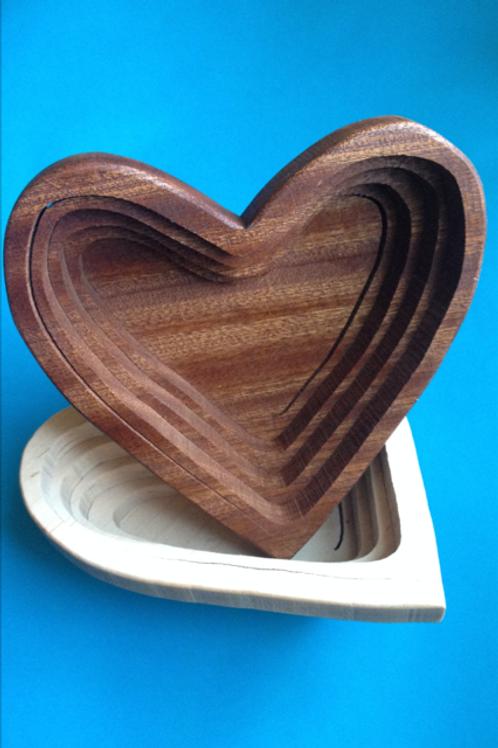 Coulbury Design Heart Bowl