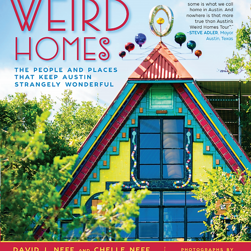 Weird Homes Tour Book