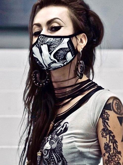 Art of Flip Solomon Masks