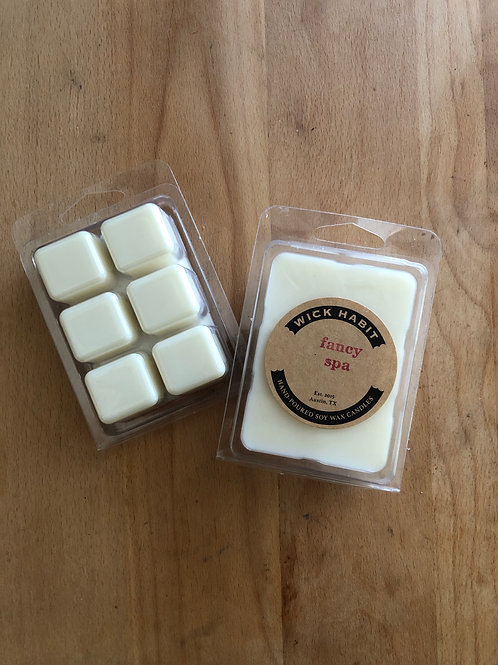 Wick Habit Soy Wax Melts, Austin gift, soy candle